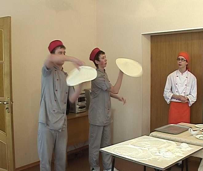 Секреты вятской пиццы