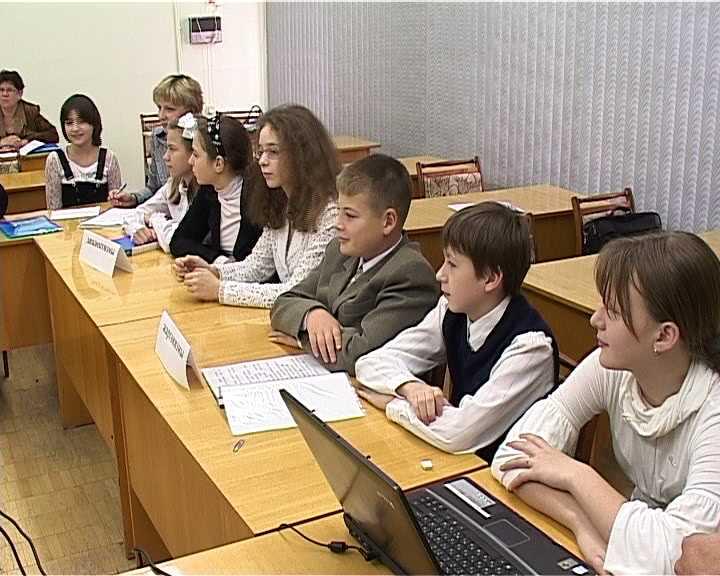 Продолжается Международной конференции, посвященной проблемам образования