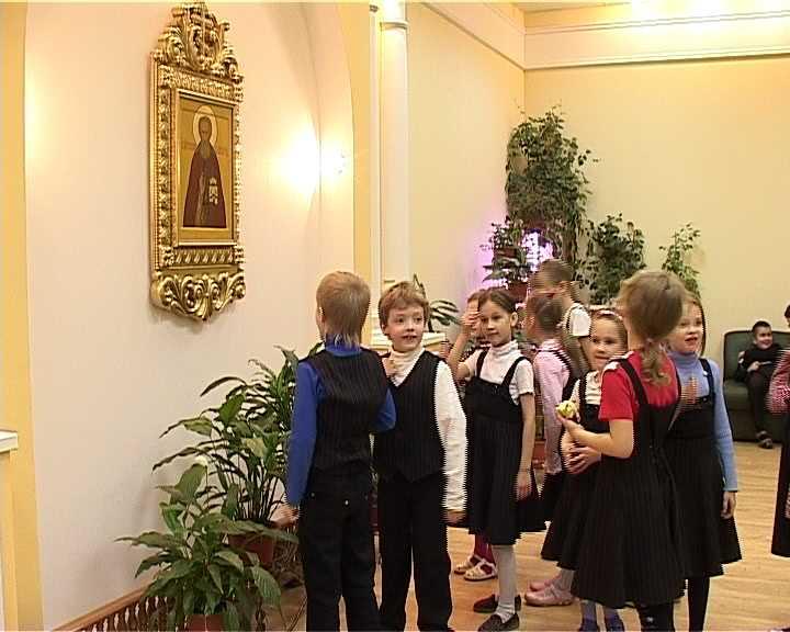 10 лет православной гимназия Вятской епархии