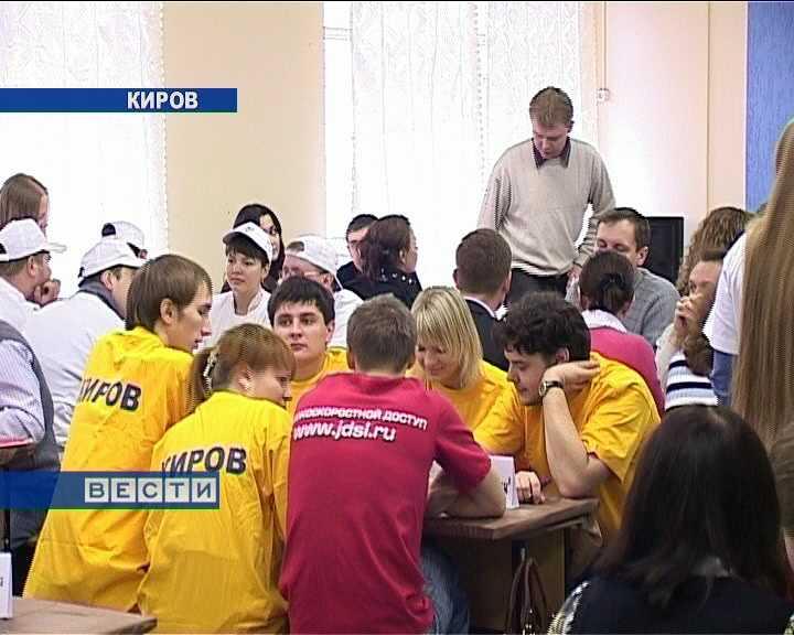 Чемпионат по интеллектуальным играм среди работающей молодёжи