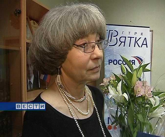 Юбилей Марины Дохматской