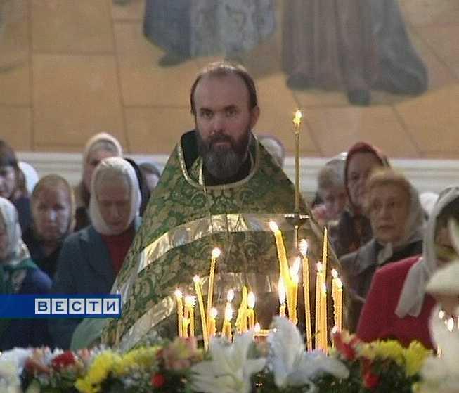 Собор всех вятских святых