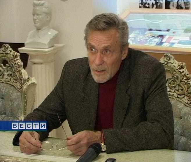 Встреча Александра Михайлова с кировскими журналистами