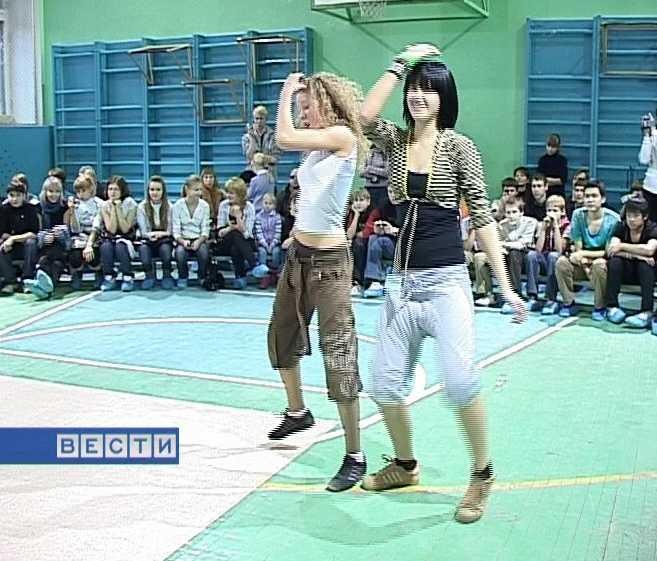 Межрегиональный конкурс по брейк-дансу