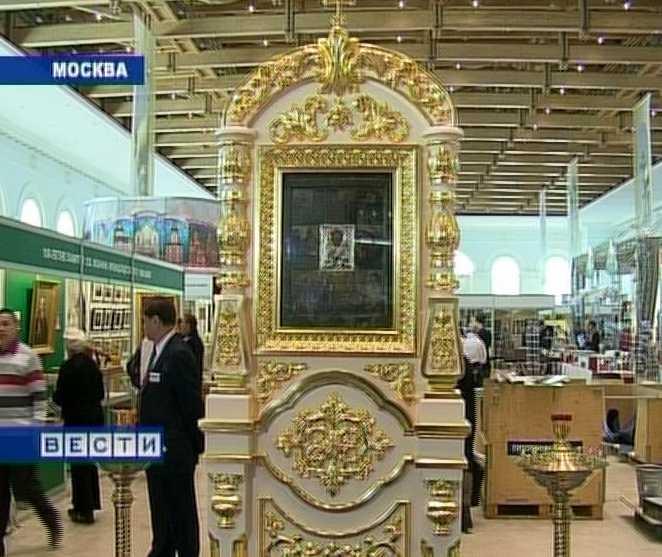 Губернатор Николай Шаклеин на открытии выставки