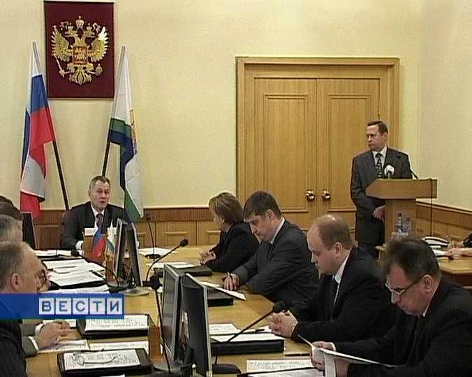 На заседании Правительства области обсудили  реализацию нацпроекта