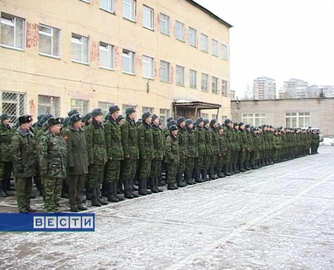 Кировские новобранцы будут служить в Хабаровском крае