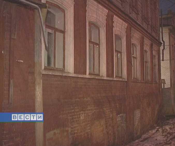 Историческое наследие превратилось в аварийное жилье
