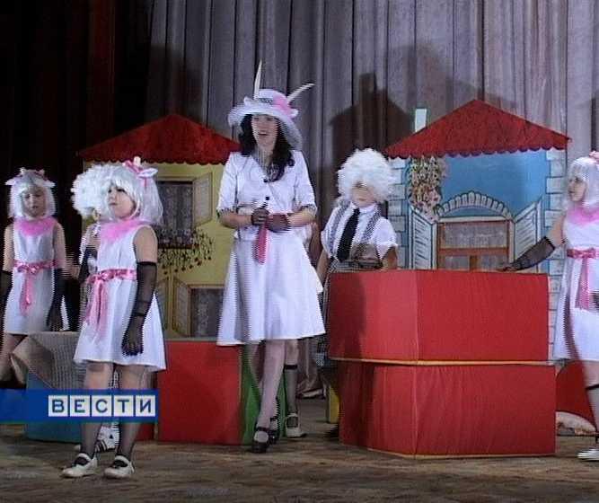 Мюзикл для детей