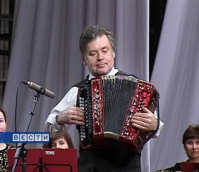 Концерт Евгения Дербенко