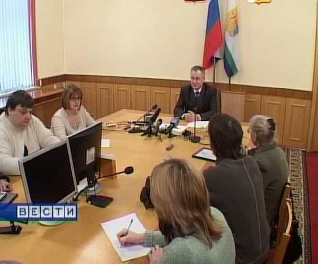 Пресс-конференция Николая Шаклеина для средств массовой информации
