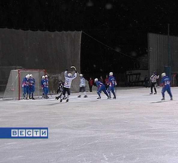 Встреча кировской «Родины» и казанского «Динамо»