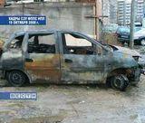 Причины пожаров на автотранспорте