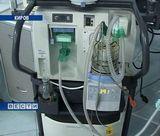 Обновлённое отделение анестезиологии и реанимации в детской городской больнице