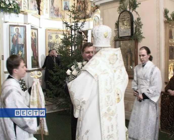 Рождественские торжества в Свято-Трифоновом монастыре