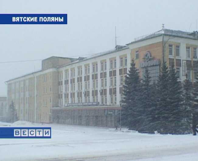 Вятскополянский завод «Молот» приостановил работу