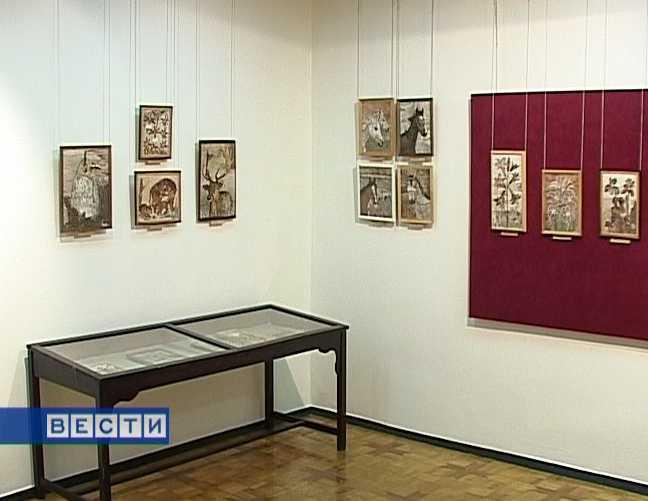 Новые выставки в областном художественном музее