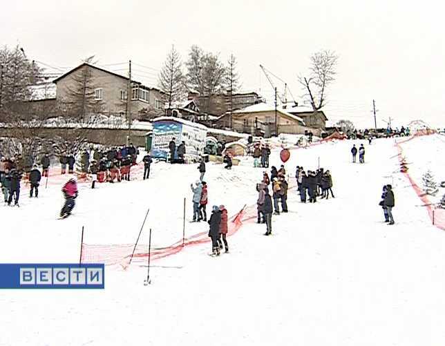 Mежрегиональные соревнования по сноубордингу