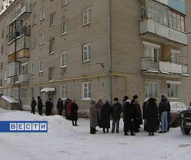 Продовольственный кризис в Корчемкино