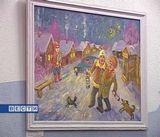 Выставка Владимира Усатова