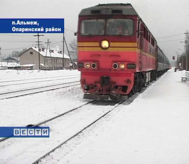 Железнодорожные проблемы