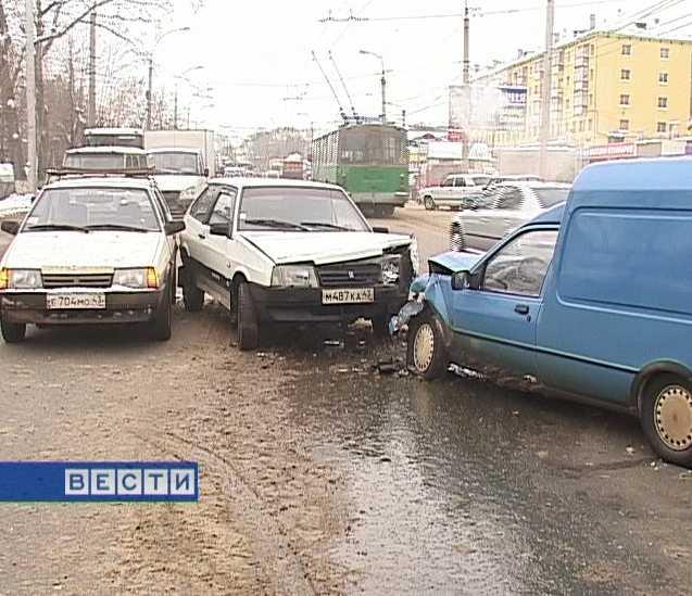 Нарушители правил дорожного движения