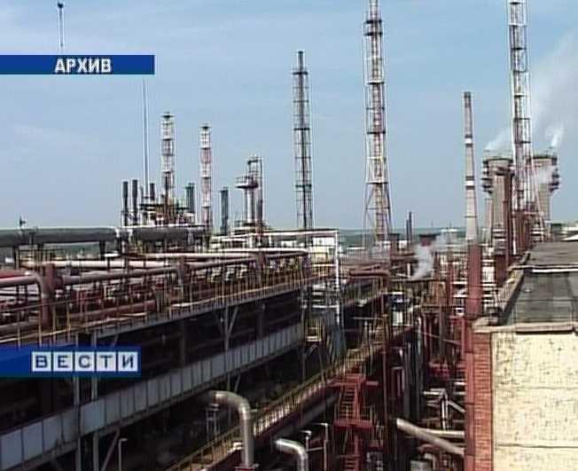 ЧП на Кирово-Чепецком химкомбинате