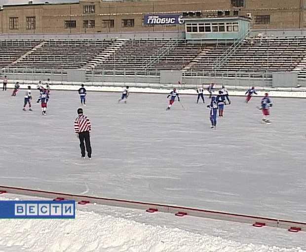 В Кирове стартует Чемпионат мира по хоккею с мячом среди юношей