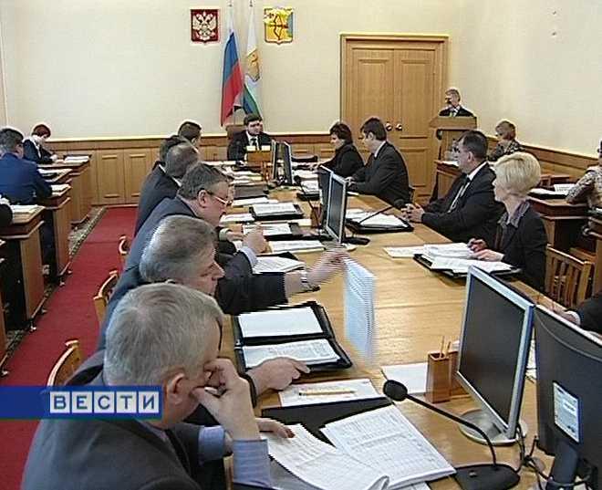 Заседание Правительства Кировской области