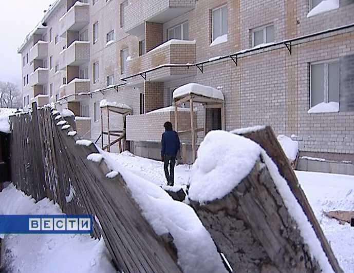 Долгострой в Слободском
