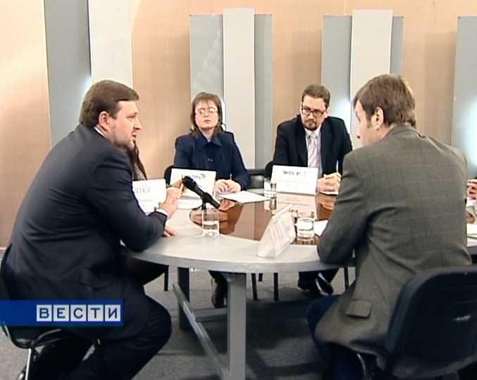Никита Белых на ГТРК «Вятка»