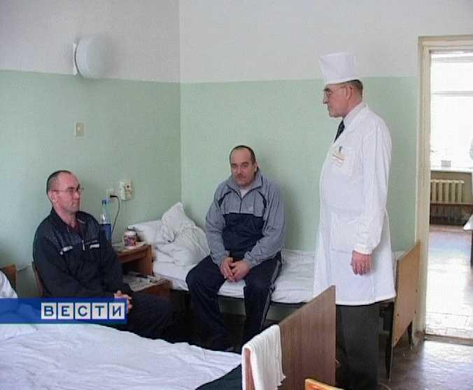 В кировском госпитале отметили 20-летие вывода советских войск из Афганистана