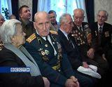 Встреча в клубе ветеранов Великой Отечественной войны