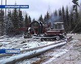 Проблемы лесозаготовителей