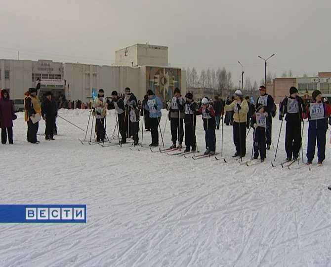 Костинская лыжня