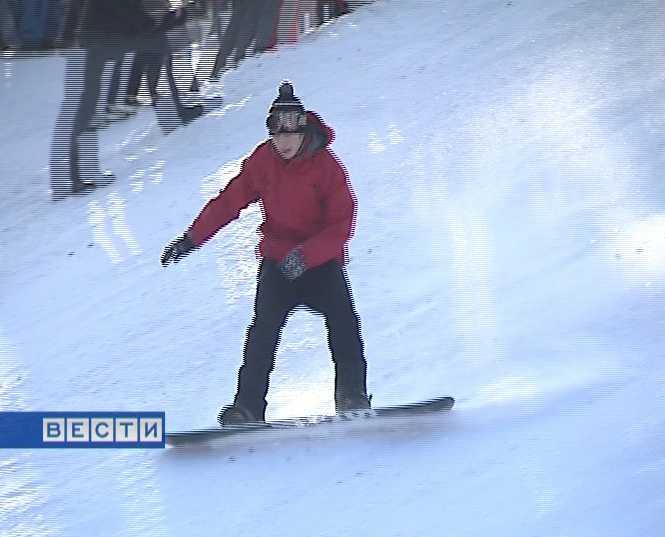 Фестиваль по сноубордингу