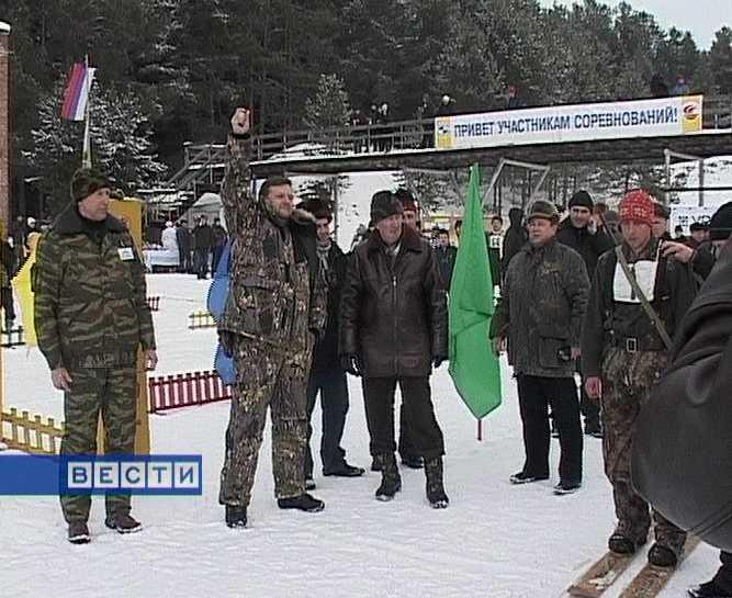 Никита Белых в Кирово-Чепецке