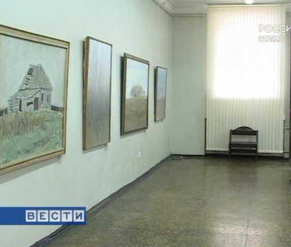 Выставка Виктора Минкина