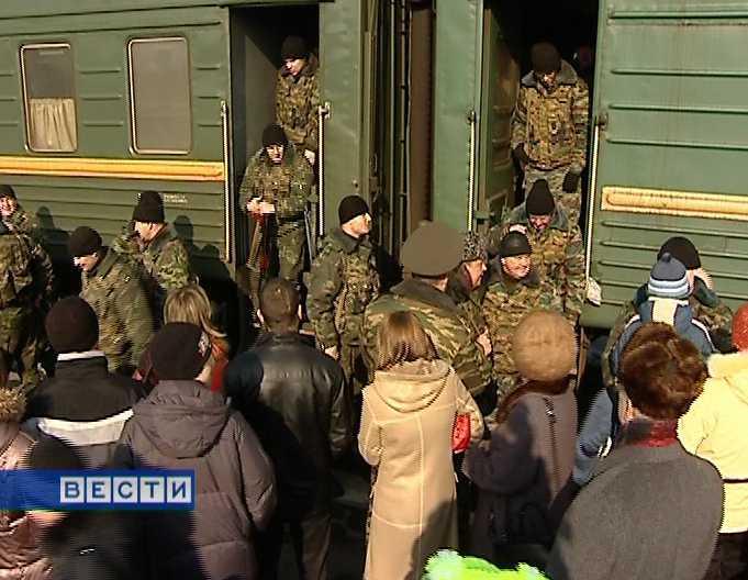 Кировчане вернулись из Чечни