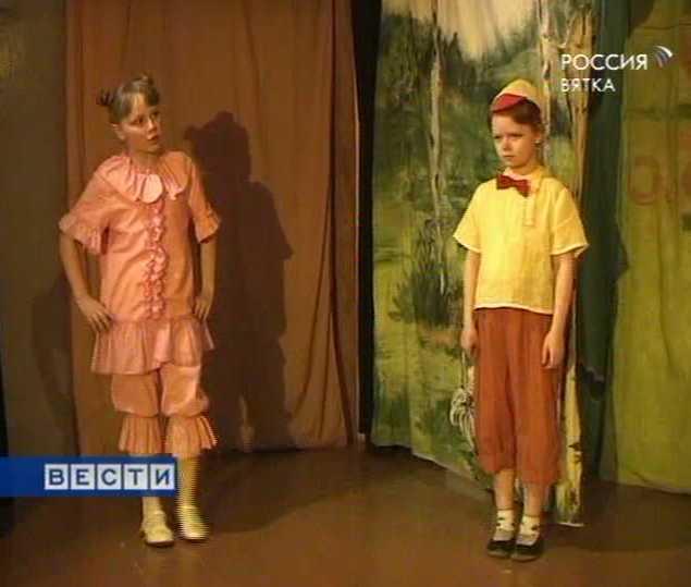 Фестиваль детских и молодежных любительских театров
