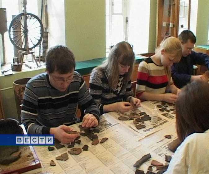Охотники за артефактами