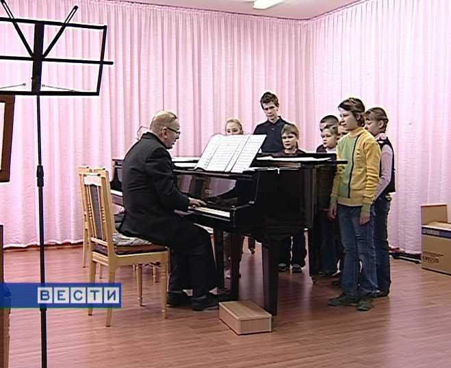 Детский композитор