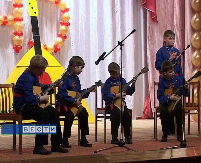 45 лет лянгасовской школе искусств