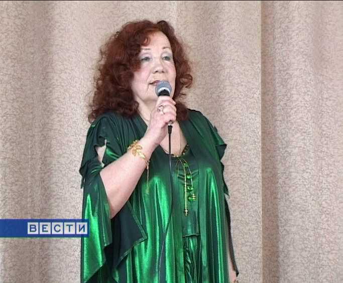 Концерт Анны Шабалиной
