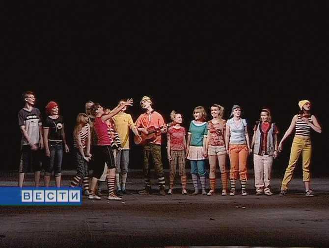 Фестиваль студенческих театров
