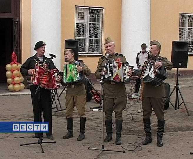 Фестиваль военных песен