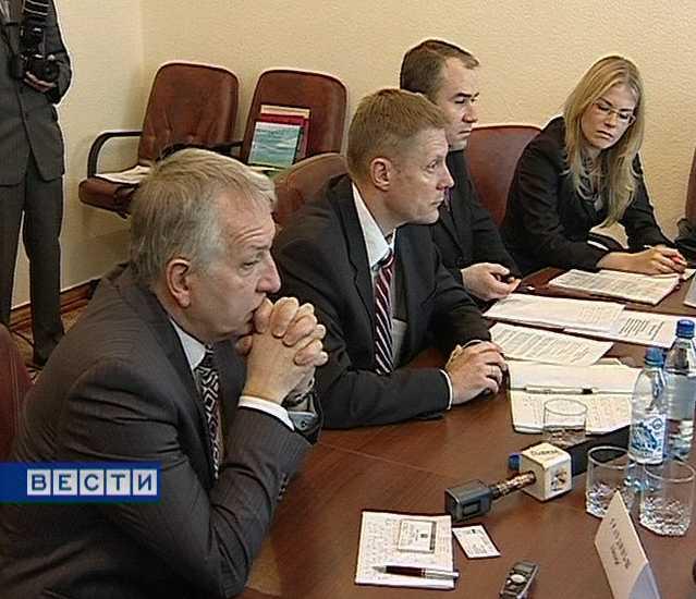 Латвийская делегация в Кировской области