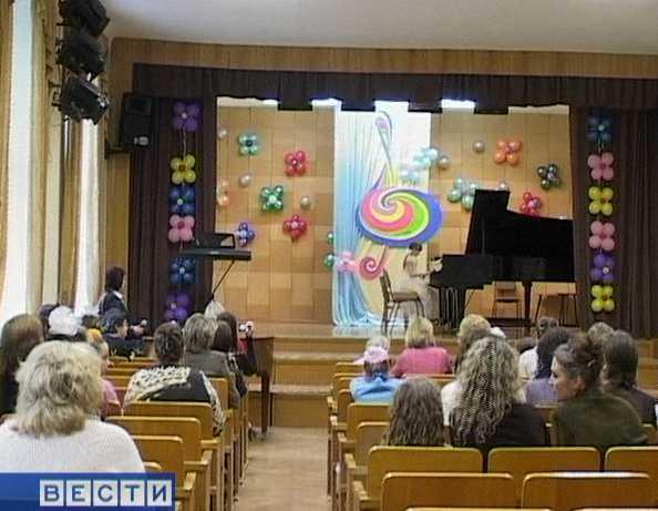 Фестиваль детского творчества