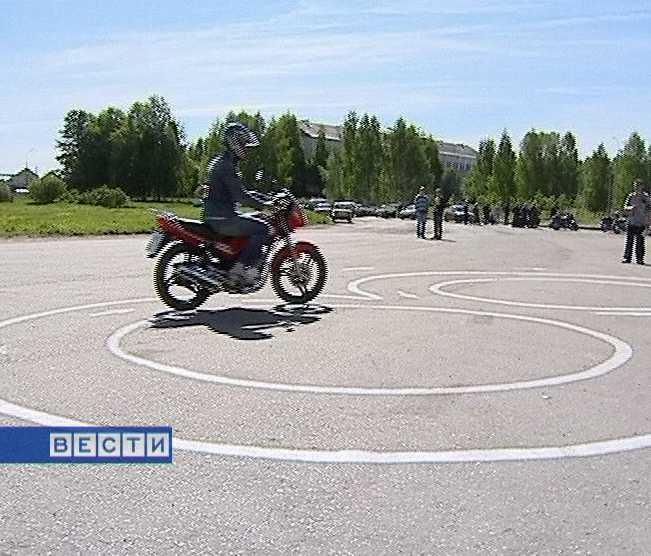 Соревнования по мотокроссу