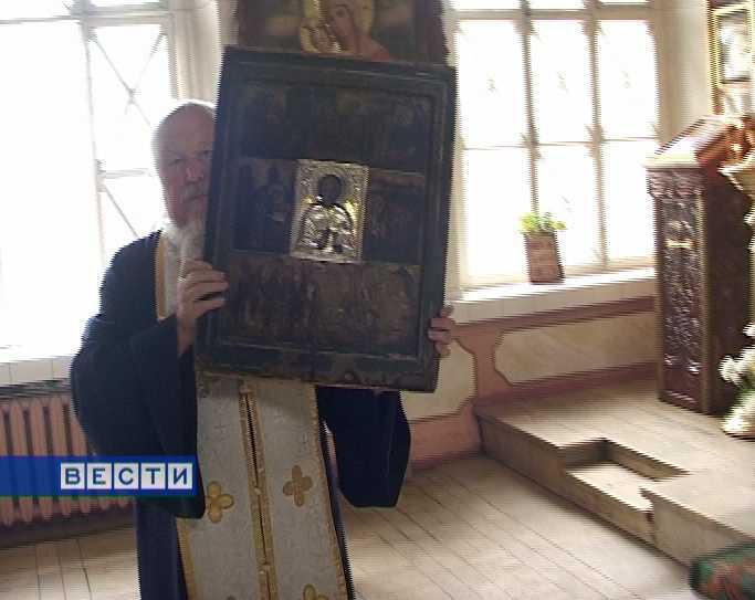 626 лет Великорецкой иконе Николая Чудотворца